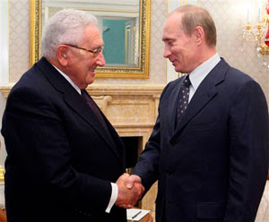 Kissinger-Putin