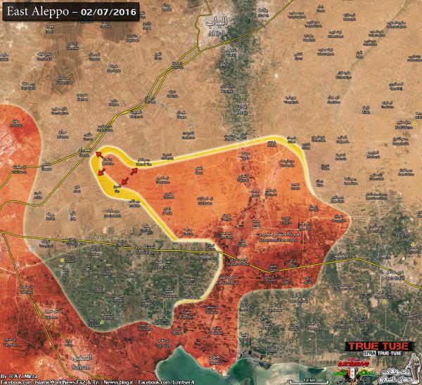 East Aleppo 12km cut1 7feb 18bahman