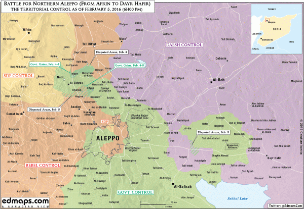 Syria_Battle_for_Northern_Aleppo_February_5_6PM