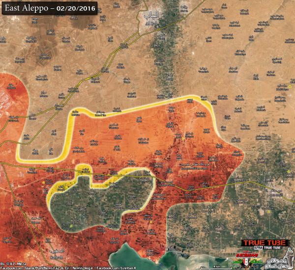 East Aleppo 4km cut1 20feb 1Esfand