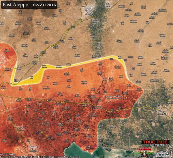 East Aleppo 4km cut1 21feb 2Esfand 2