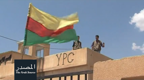 YPG-offensive