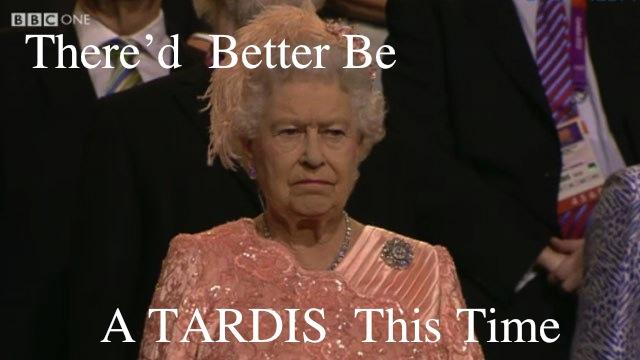 Queen-TARDIS