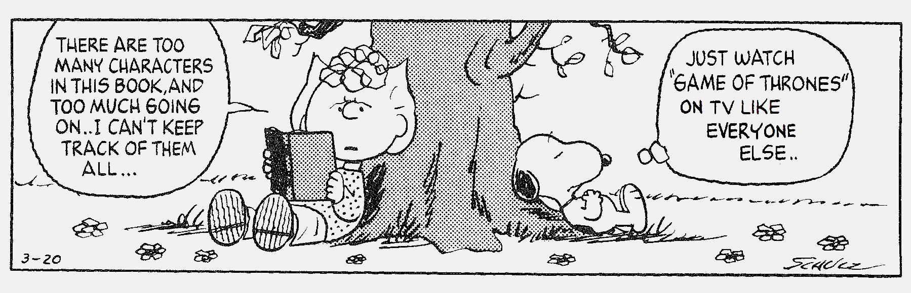 Peanuts-Thrones