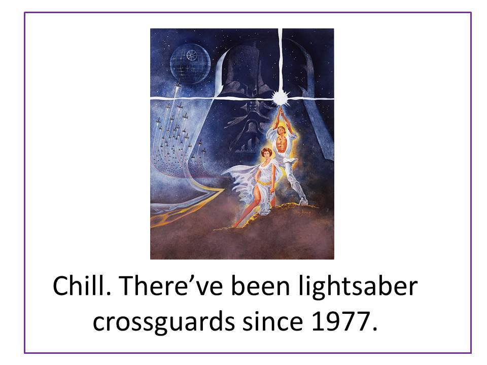 Crossguards