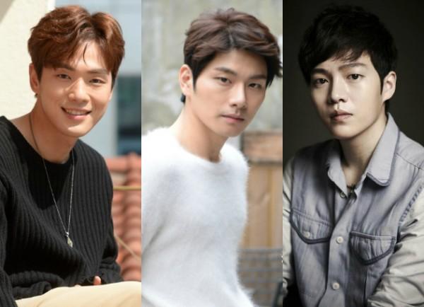 Son Seung Won: Kim Jung Hyun, Lee Yi Kyung And Son Seung Won Cast In JTBC