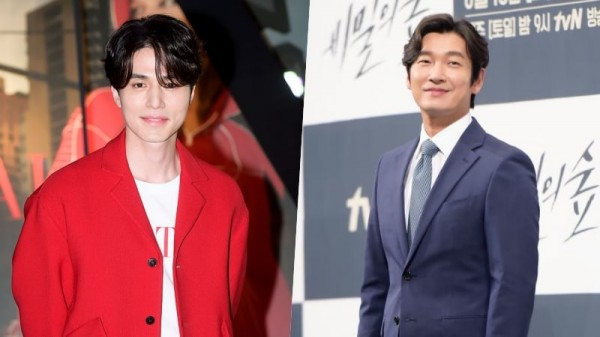 Lee Dong Wook and Cho Seung Woo Cast in JTBC Medical Drama