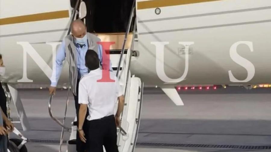Король Хуан Карлос прибыл в Абу-Даби