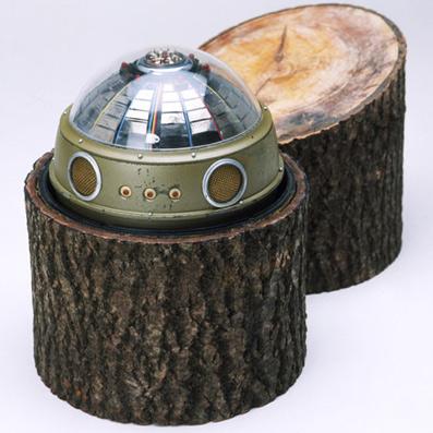 деревянный манитофон