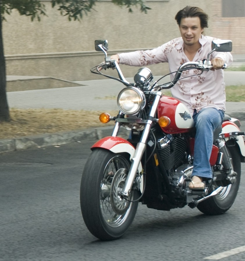 кругосветка на мотоцикле