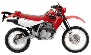 Honda-XR650L для кругосветного путешествия