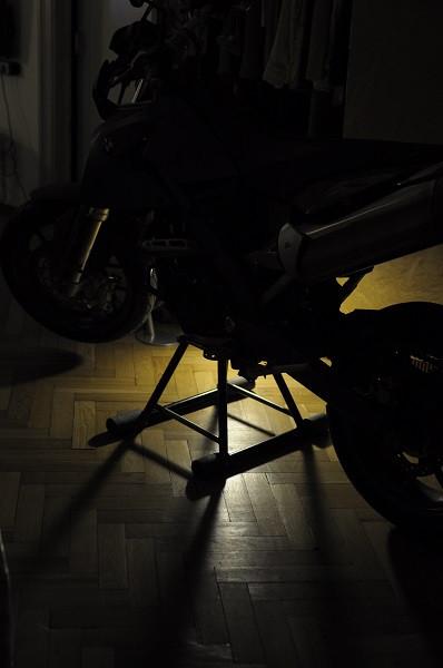 Подставка для мотоцикла