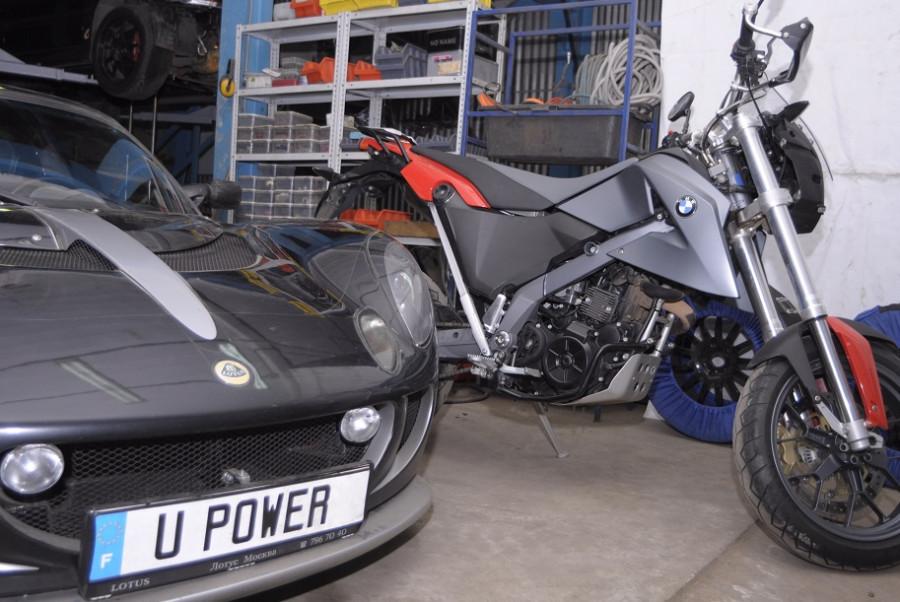 Вокруг света на мотоцикле U-POWER