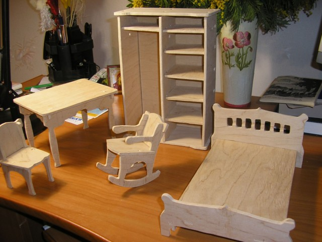 Сделать мебель из фанеры видео 34