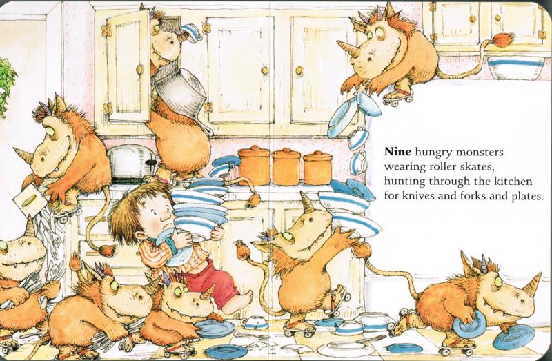 nine-hungry-monsters