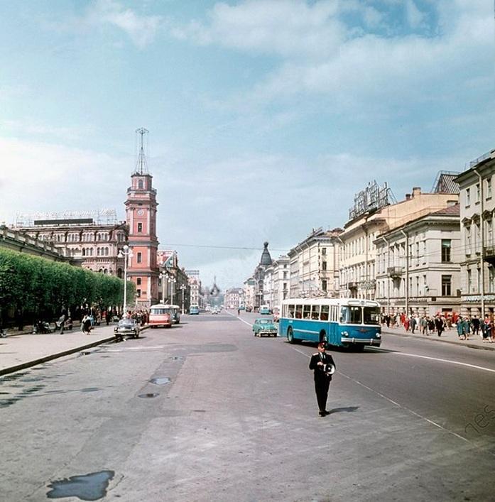 Невский 1965