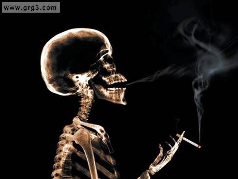 X-ray Smoke