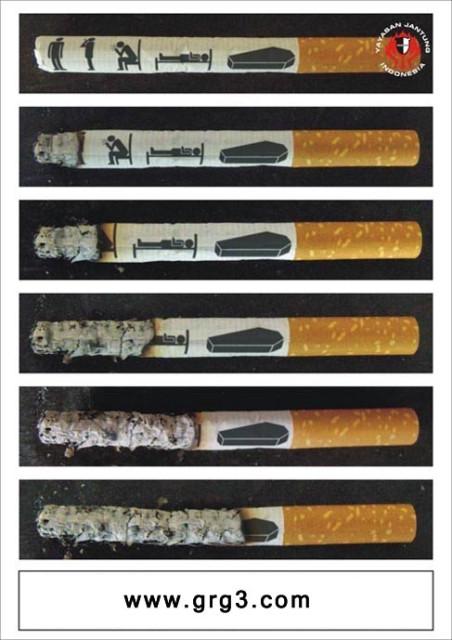 Row Smoke