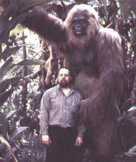 Bigfoot a.k.a. Sasquatch