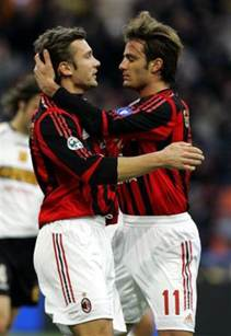 Ukraine and Milan lovers