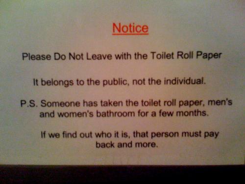 Roll Bandit, take notice