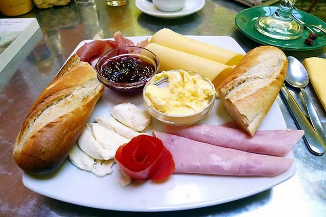 12 Brazilian breakfast