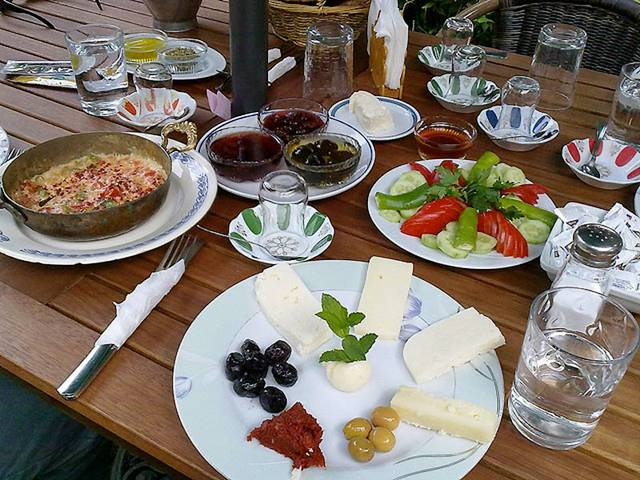 50 Turkish breakfast