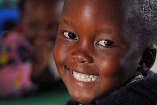 Angolian smiles
