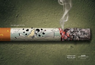 Even Duyung and Dugong smokes