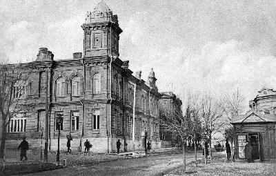 Женская гимназия (начало XX века)