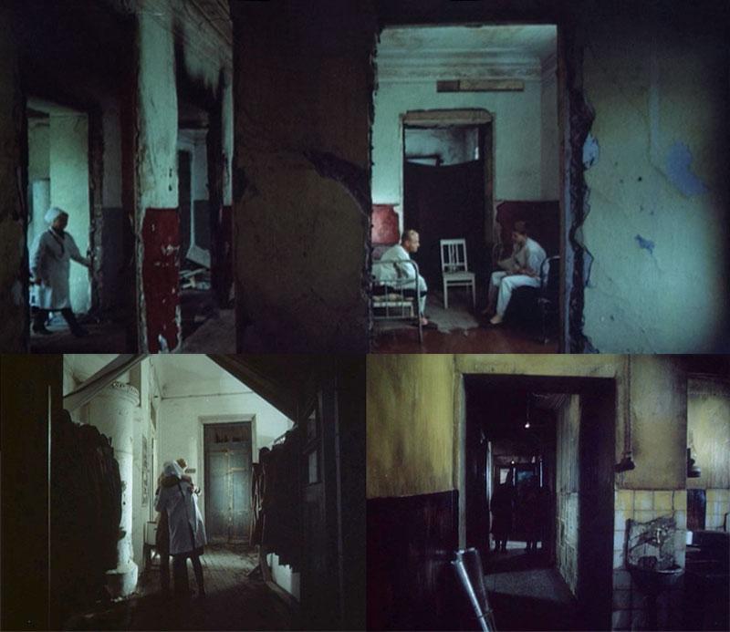 14. Некоторые помещения дома Домгера, кадры из фильма «Звездопад», 1981 год.jpg