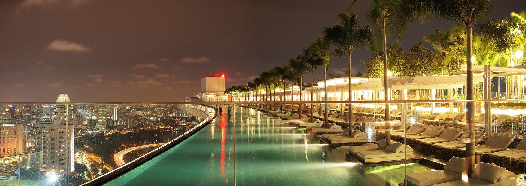 марина бей сингапур бассейн на крыше фото байкам спавнятся