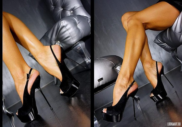 Ножки фетиш фото