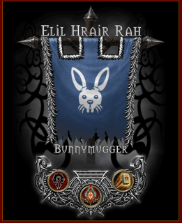 All Hail Bunny Mugger!