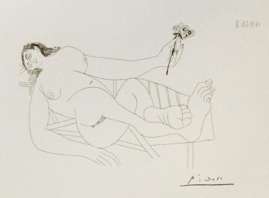 Пабло Пикассо,  Suite 347