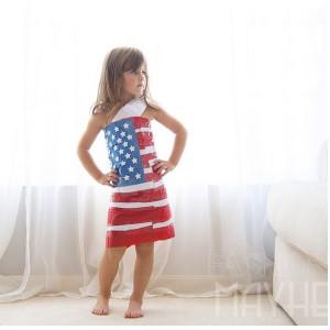 бумажное платье 4