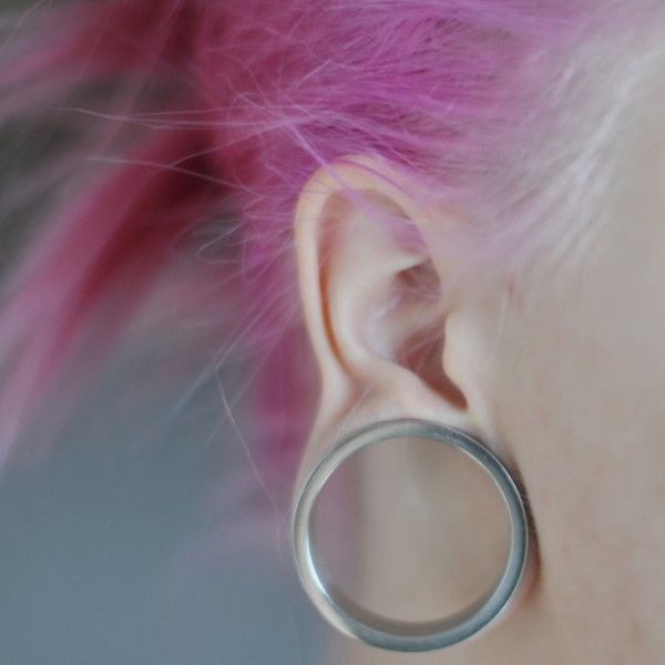 тонели в ушах