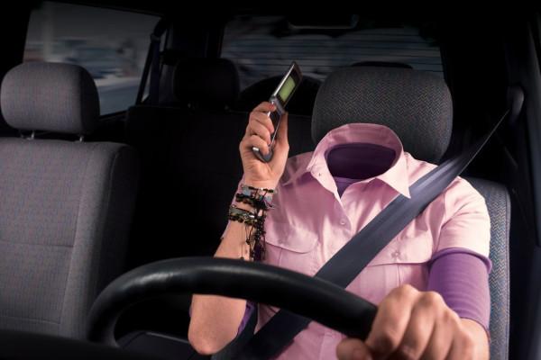 автомобилистка
