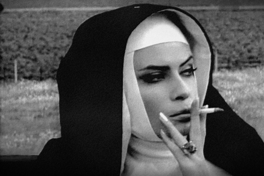 Marisa_Mell_smoking_-_dressed_as_a_nun_