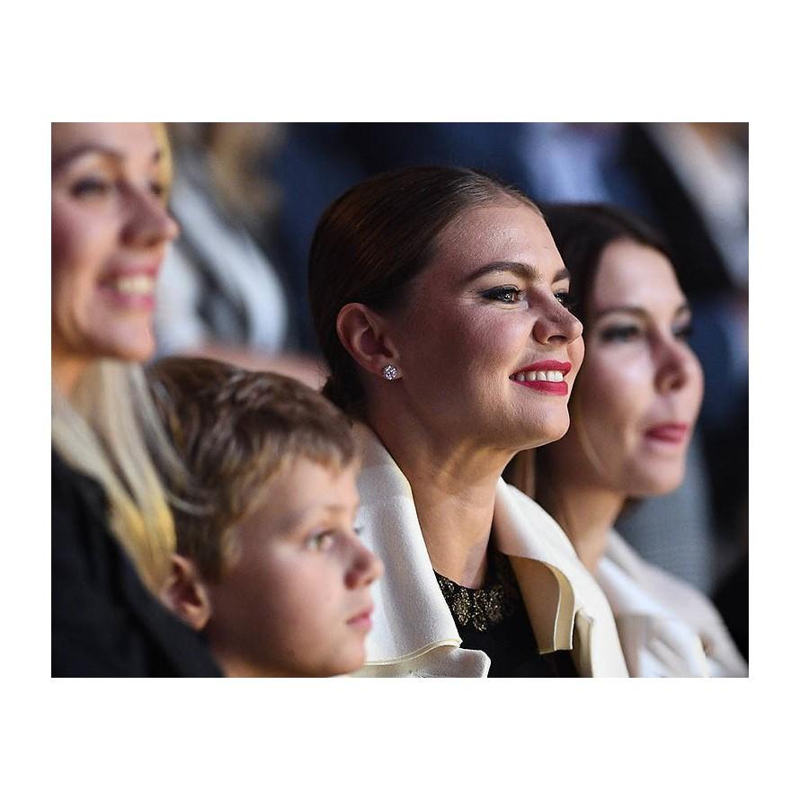 Алина кабаева биография фото с детьми