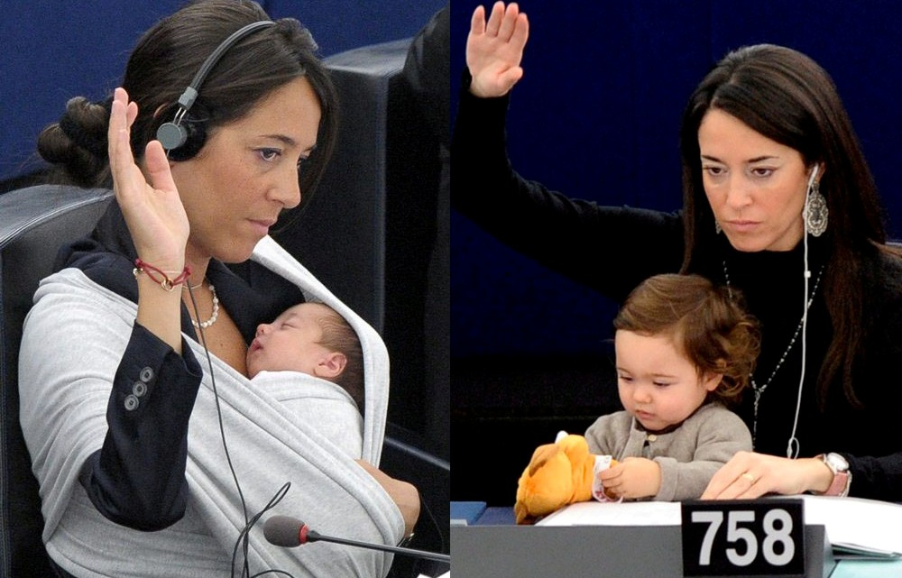 Одинокая 35-летняя женщина родила ребёнка от алкоголика