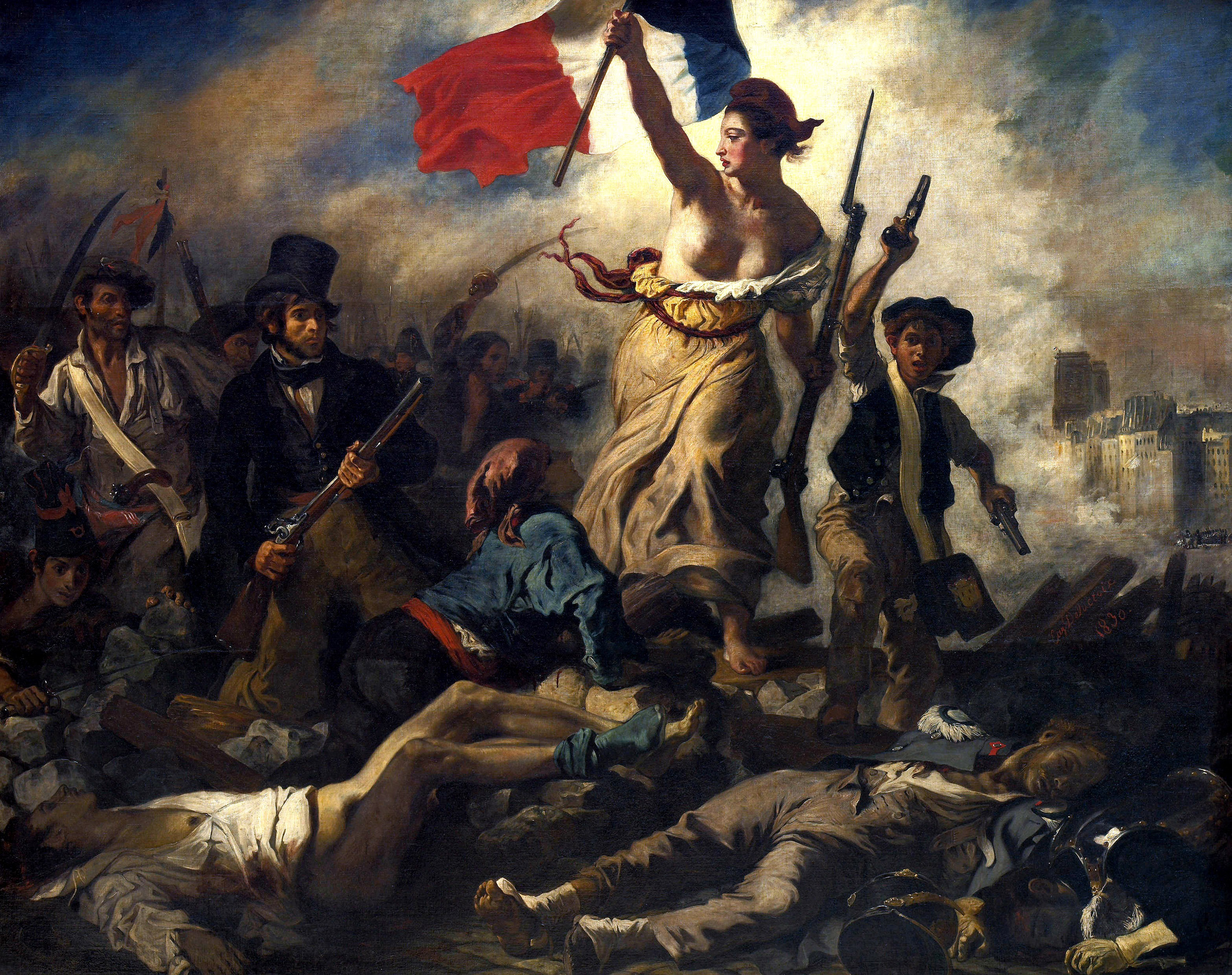 the conservative ideals in different revolutions The revolutions of 1848 in germany conservative monarchs throughout europe were threatened as system that allowed for their ideals to be realized in a.