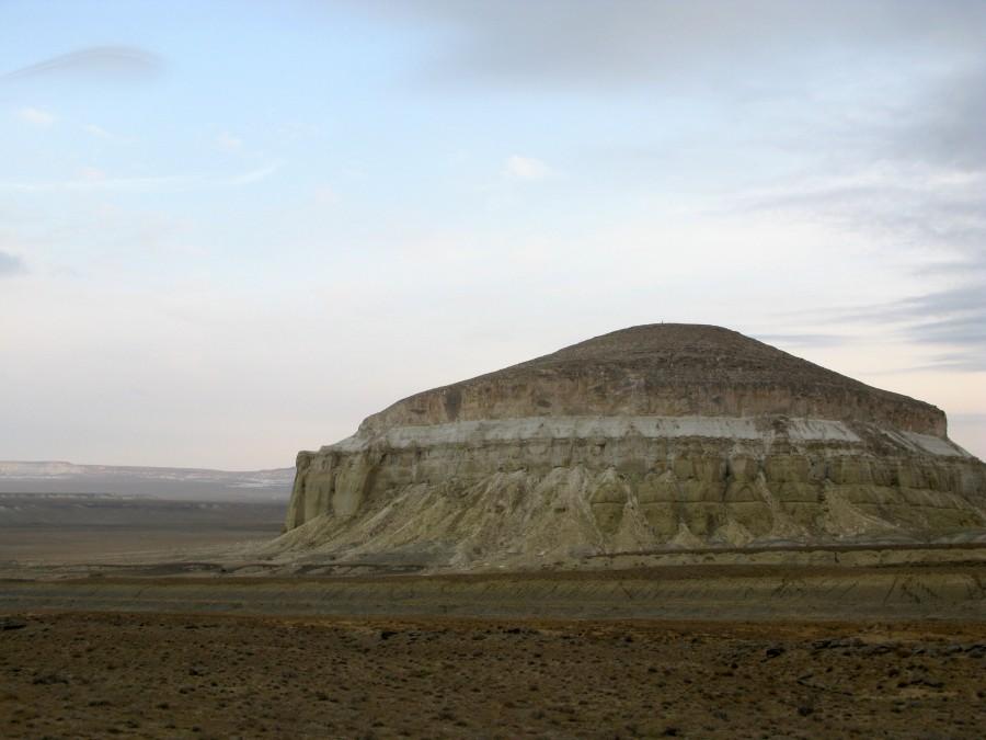 Казахстан, полуостров Мангышлак