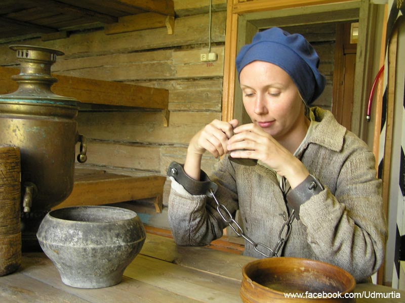 Музей истории Сибирского тракта в селе Дебесы