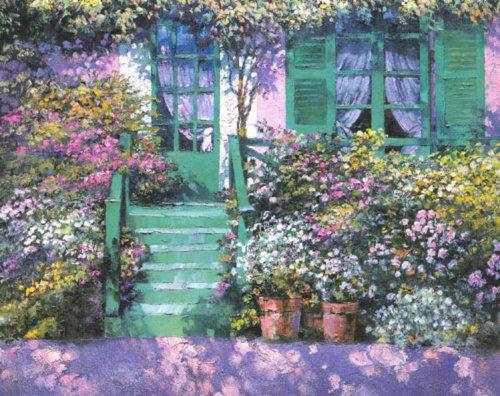 Howard_Behrens_Chalet_Monet
