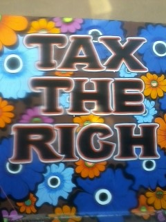 clarion tax the rich