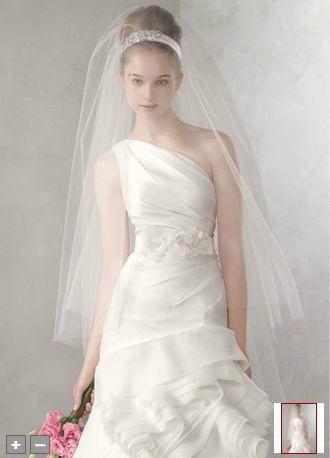 5. Two-tier Veil FRONT