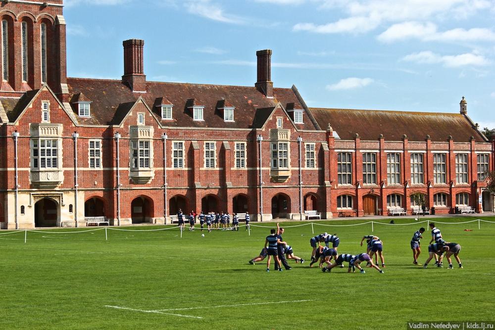 Известные школы в англии реферат 6001