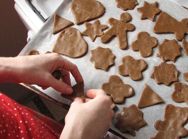 рецепт детское печенье 6+