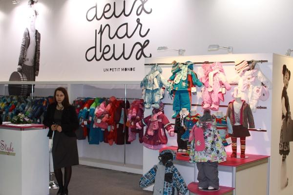 Kidsstyle.ru — детская одежда оптом Deux par Deux